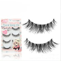 30Pair/Lot Crisscross False Eyelashes Extensions Eye Lashes Voluminous Fake Eyelash Natural False Eyelashes Makeup Beauty Lashes