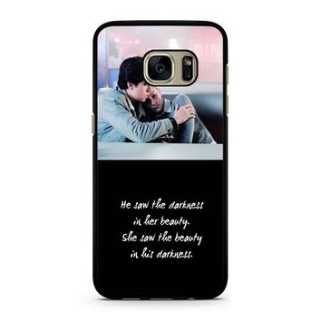 Betty Cooper And Jughead Jones Riverdale Samsung Galaxy S7 Case