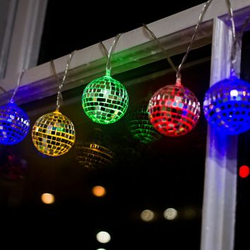 Disco Ball String Lights | Firebox.com - Shop for the Unusual