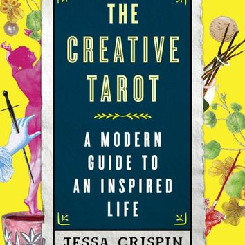 The Creative Tarot: A Modern Guide to an Inspired Life Paperback – February 16, 2016
