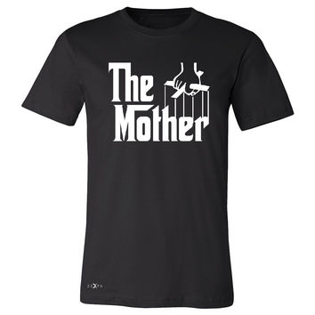 Zexpa Apparel™ The Mother Godfather Men's T-shirt Couple Matching Mother's Day Tee