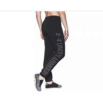 UNDER ARMOUR Women Men Lover Casual Pants Trousers Sweatpants F-ZDL-STPFYF
