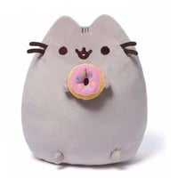 "Pusheen 9.5"" Donut Plush"