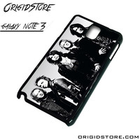 Aerosmith Band Member Case For Samsung Galaxy Note 3 Case