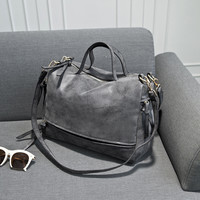 Stylish Vintage Matte Bags Shoulder Bags [6581260935]