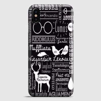 Harry Potter Sons iPhone X Case