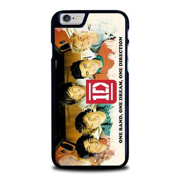 ONE DIRECTION 1 iPhone 6 / 6S Case Cover