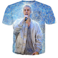 "Justin Bieber Purpose Tour ""Sorry"" Shirt"