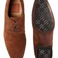 ASOS Derby Shoes in Suede
