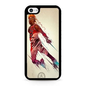 Air Jordan Michael Art iPhone 5C Case