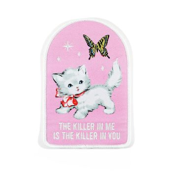 Kitten In Me Patch