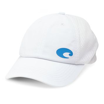 Offset Logo Performance Hat by Costa