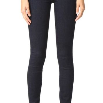 Marguerite High Rise Skinny Jeans