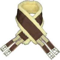 Saddles Tack Horse Supplies - ChickSaddlery.com English Fleece Girth