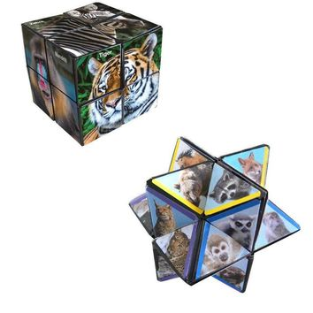 California Creations Star Cube Wildlife Puzzle