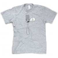 Go Fork Yourself T Shirt | Spooning Leads to Forking!