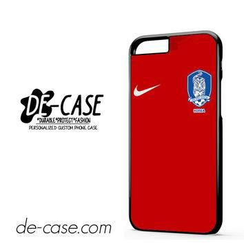South Korea Soccer Jersey DEAL-9835 Apple Phonecase Cover For Iphone 6 / 6S