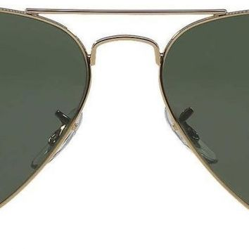 Cheap Ray-Ban RB3025 Unisex Aviator Sunglasses outlet