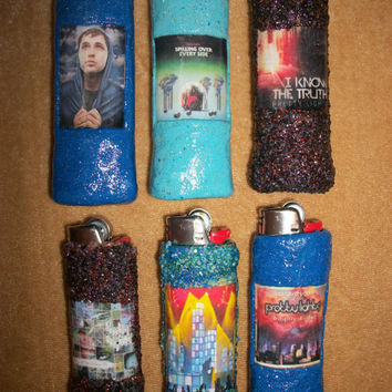 Pretty Lights Inspired Lighter Cases 2 for 10