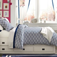Oxford Quincy Scallop Bedroom