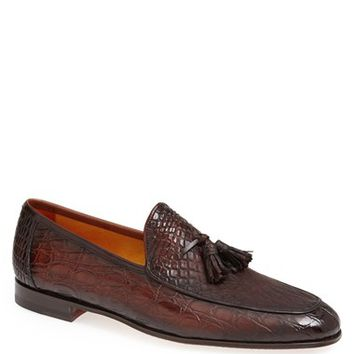 Men's Magnanni 'Claudio' Tassel Slip-On