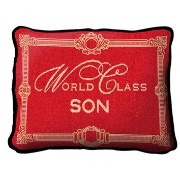 Pure Country Weavers World Class Son Decorative Pillow