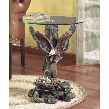 Accent Tables-Wildlife Sculptures