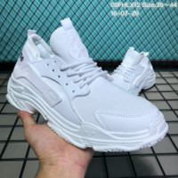 HXCXX B016 Balenciaga x Supreme x Huarache Casual Running Shoes White 2
