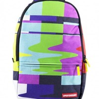 Static Fuzz Backpack | Sprayground Backpacks, Bags, and Accessories