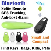 Anti Lost Alarm Bluetooth Key Finder