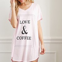 Love and Coffee Nightdress