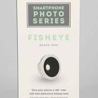 Fisheye Phone Lens- Silver One