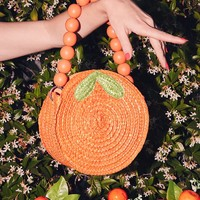 Naranja Purse
