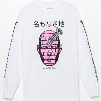 Nowh3r3 No Pain Long Sleeve T-Shirt at PacSun.com