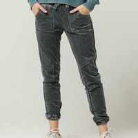 FULL TILT Burnout Womens Moto Joggers