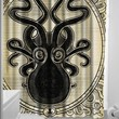 Sourpuss Kraken Up Shower Curtain