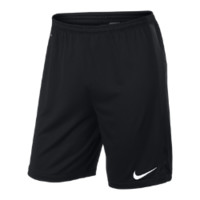 Nike Squad Longer Knit Men's Soccer Shorts Size XXL (Black)