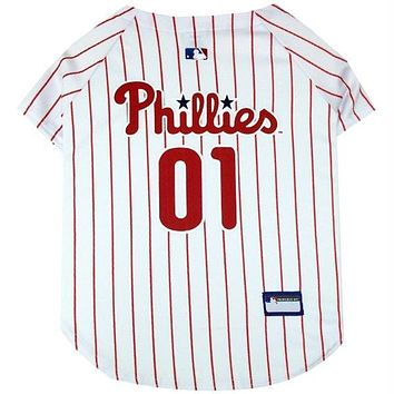 Philadelphia Phillies Pet Jersey