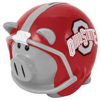 NCAA Ohio State Resin Large Helmet Piggy Bank