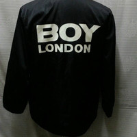 Boy London trench coat