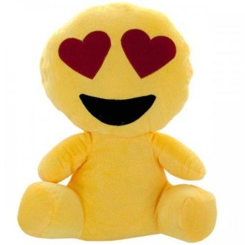 Emoticon Character Plush Doll Pillow (pack of 4)