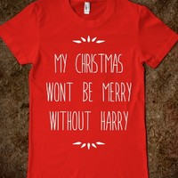 MERRY HARRY CHRISTMAS