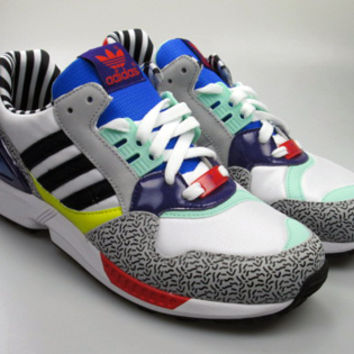 Adidas® ZX 9000 Memphis Group Pack - Running White/ Black/ Ligoni