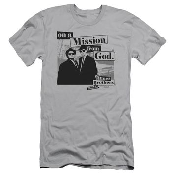 Blues Brothers - Mission Short Sleeve Adult 30/1