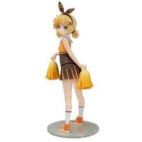 Is the order a rabbit?? CHARA-ANI 1/7 Scale Figure : Syaro (Cheerleader Ver.) [PRE-ORDER] - HYPETOKYO
