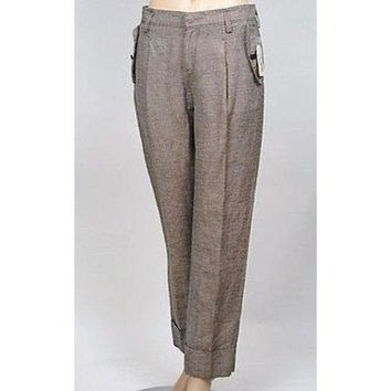 ONETOW Converse John Varvatos Summer Womens Pants Brown 2