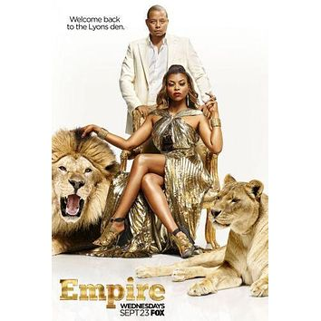 Empire Poster 27inx40in