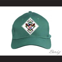 Salamanders Baseball Hat 1st Annual Rock N' Jock Diamond Derby 1990