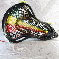Limited Edition LU Zion Wax Mesh Head | Lacrosse Unlimited