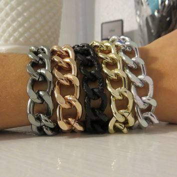 Layering Chain Bracelet - Choose your style